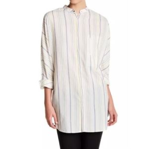 Equipment / Elsie Stripe Women's M Tunic Top